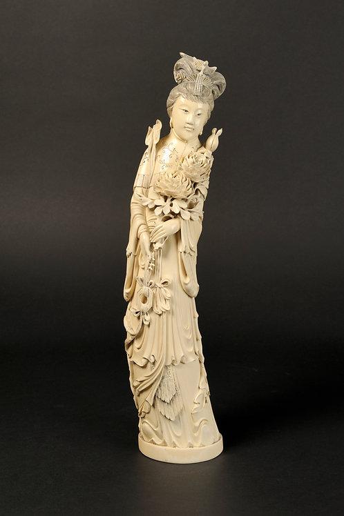 Elfenbein-Figur, China
