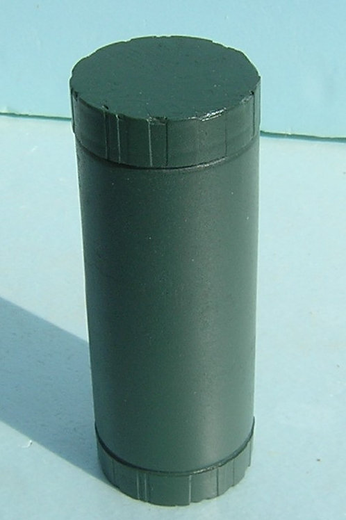 Model RR cargo load one of a kind, Large Ind Cylinder may be used for any scale