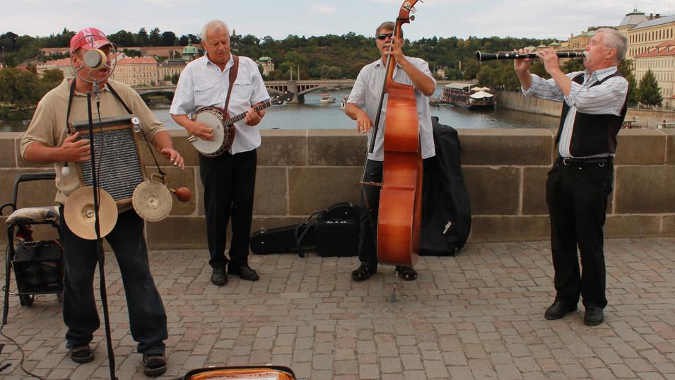 Praguer musicians