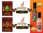 FireFruits Artisanal Hot Sauce
