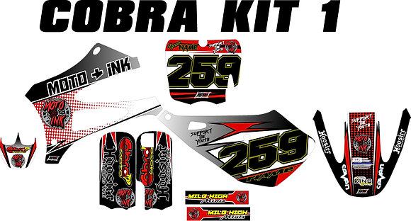 Cobra Custom Bike Graphic Kits Mini