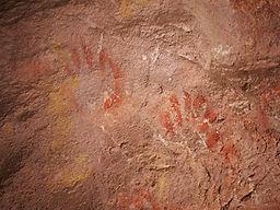 Cuevas Pinturas rupestre