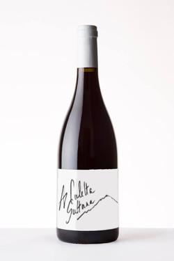Etiquette pour vin corse (version blanche)