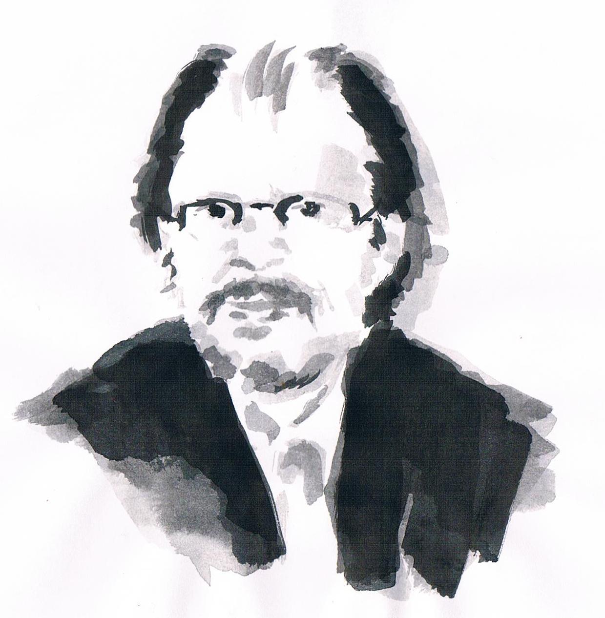 Portrait pour un article de presse