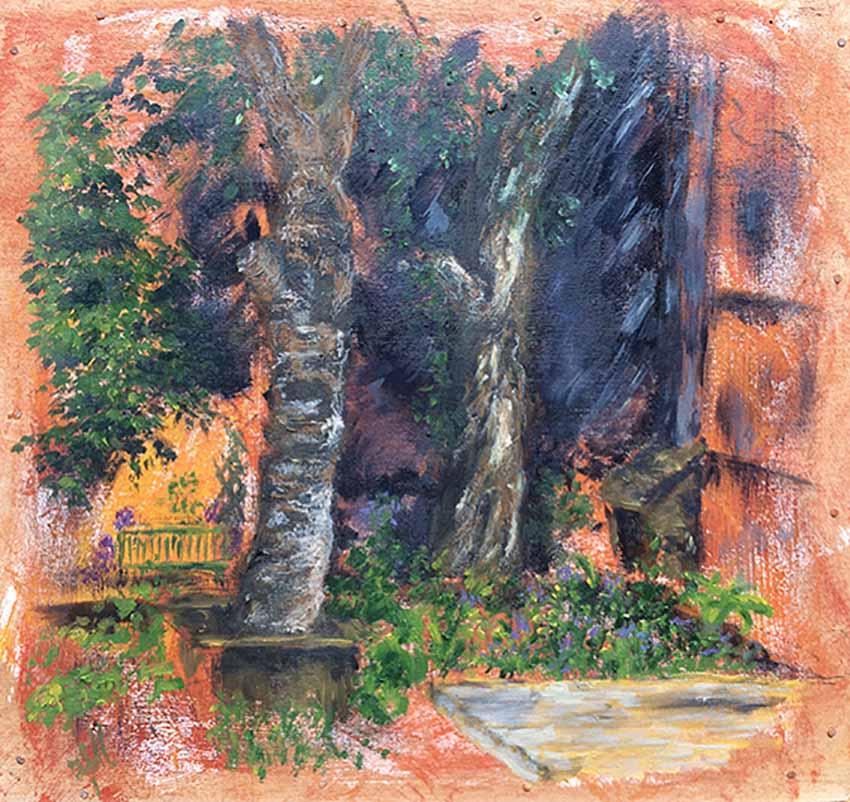Jardin de Ménilmontant (1)