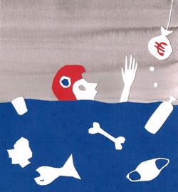 Illustration sur l'économie