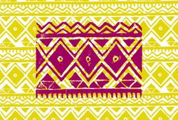 all over africaviolet et jaune