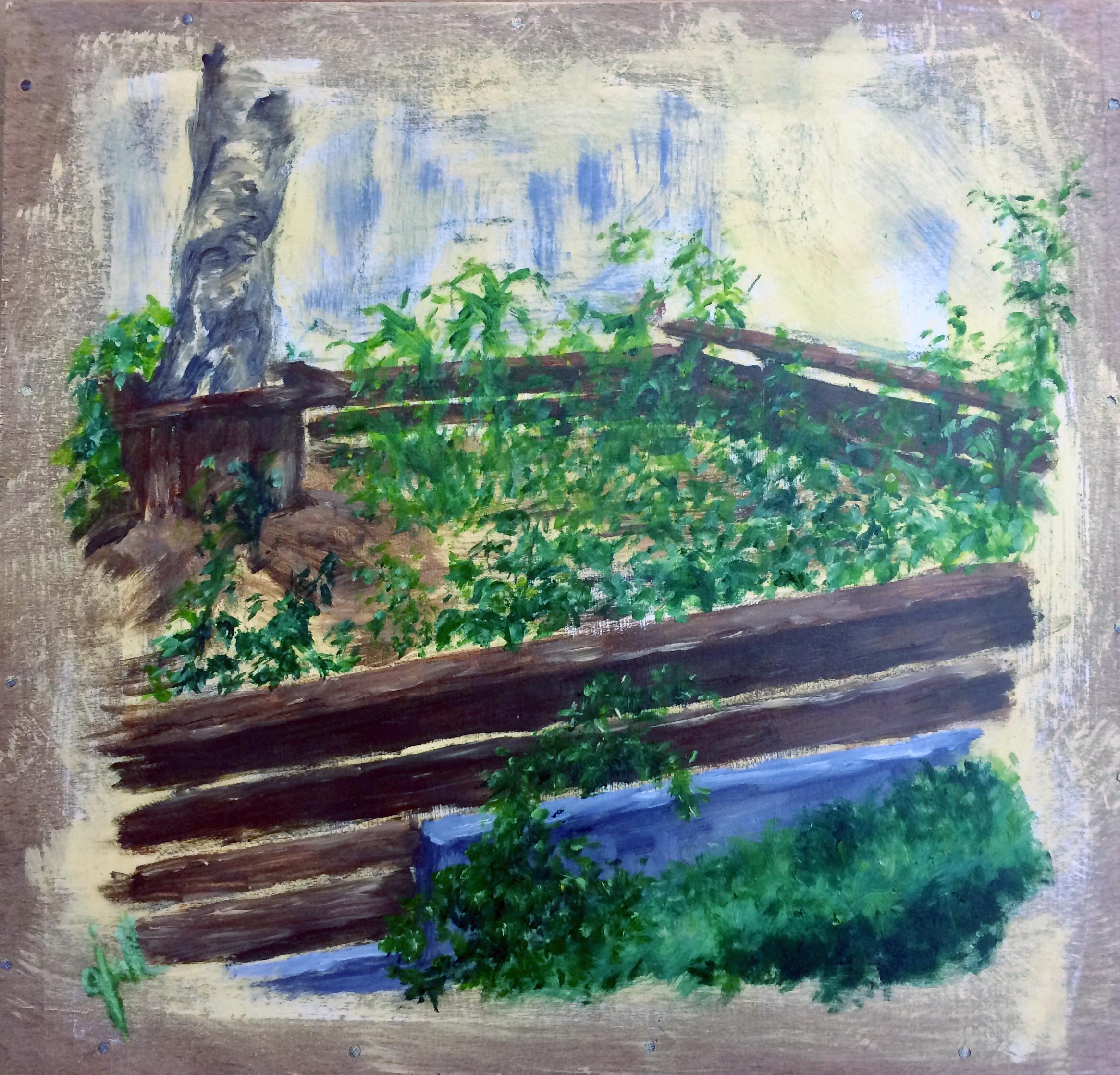Jardin de Ménilmontant (3)
