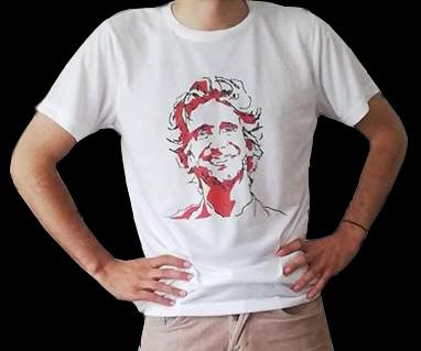 Impression sur T-shirt pour EVG