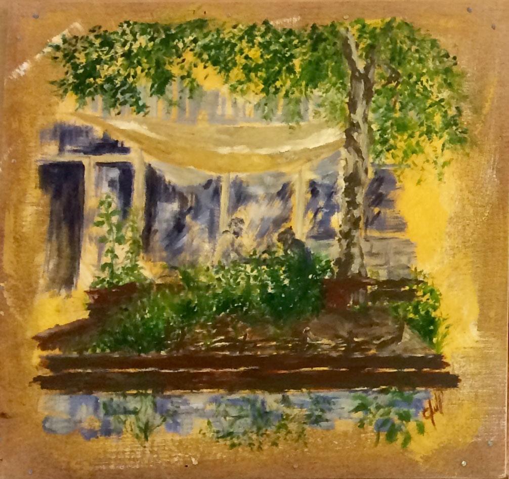 Jardin de Ménilmontant (2)