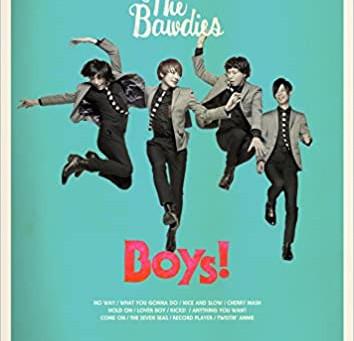 THE BAWDIES「Boys!」