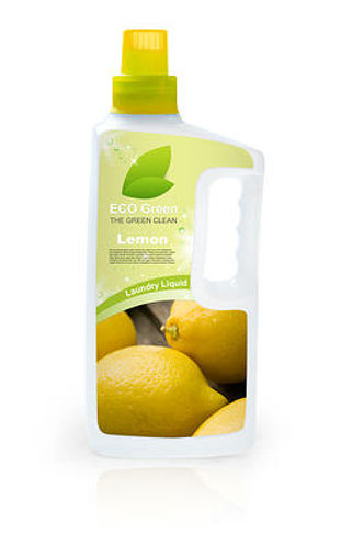 Lemon Laundry Liquid