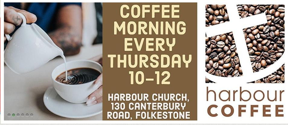 Harbour Church Coffee Morning