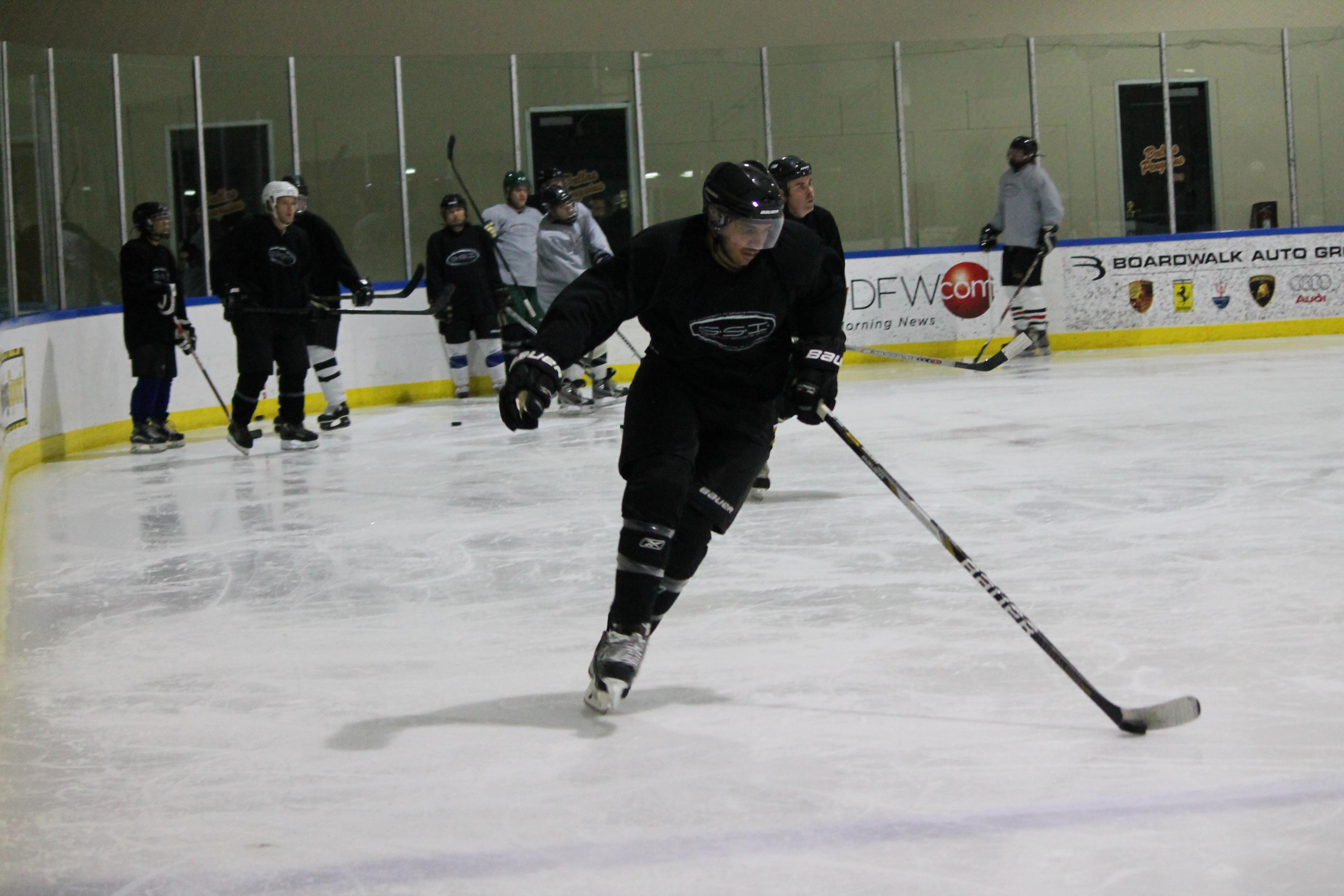 adult skating