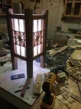 Kumiko Lamp