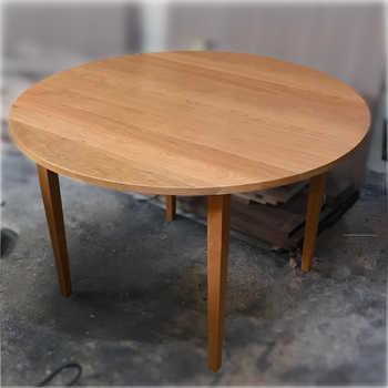 Cherry Round Table