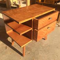 Midcentury Modern Side Table