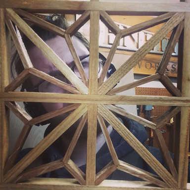 Kumiko Panel