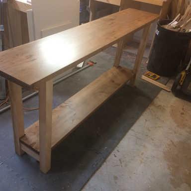 Jackson Sofa Table