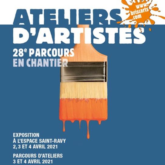 28e Parcours d'Ateliers d'Artistes de Montpellier du 2 au 4 Avril 2021