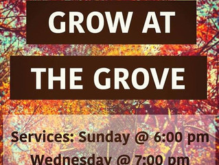 Welcome to Guthrie Grove Youth Ministries!
