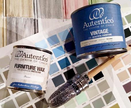 Autentico Decorative paint, wax and more!