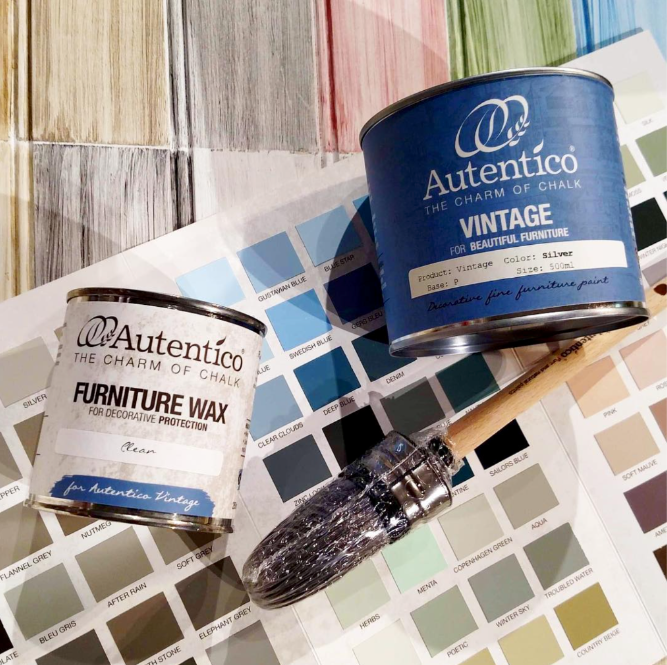 Autentico Decorative paint, wax and more!