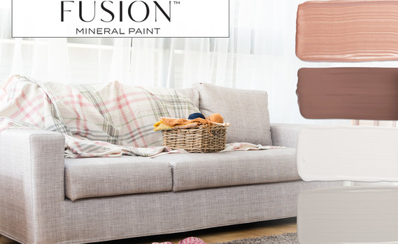 Color stories by Fusion Mineral Paint