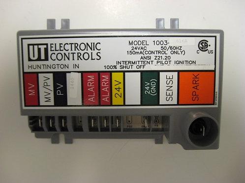 1003-616A UT Ignition Control CSDI  Single Trial