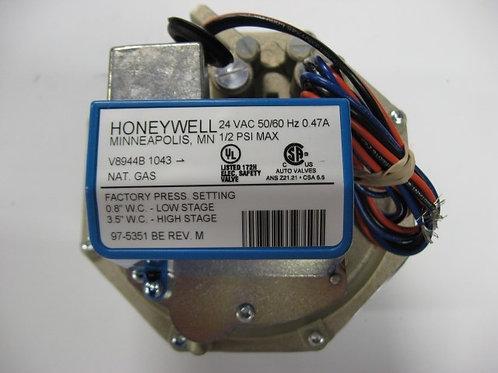 "11-0174 RBI  2"" 24V Comb. 2 Stg. Gas Valve"