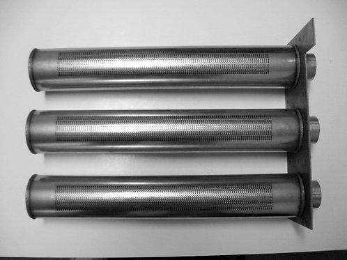 L2012200 Laars 3 Burner Tray w/ Gasket