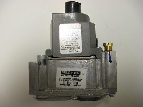 "010812F Raypak/Honeywell 3/4"" 24V Gas Valve w/Press Tap Reg 4.0 Adj 3-5 Range"