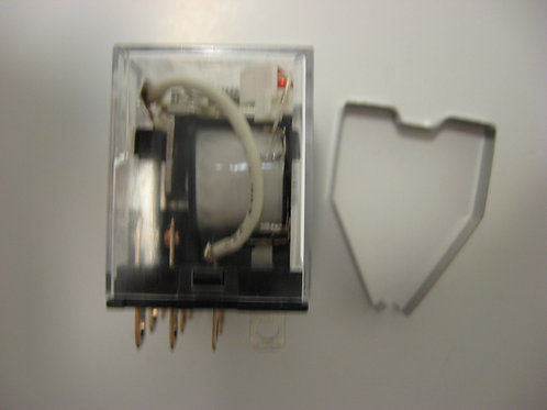 009689F Raypak Relay 120VAC 3PDT w/ Lamp