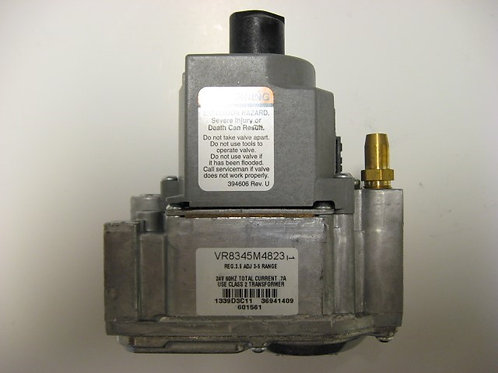 "VR8345M4823  Honeywell 3/4"" 24V Gas Valve w/Press Tap Reg 3.5 Adj 3-5 Range"