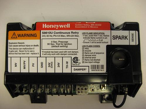 S8610U Honeywell Universal Continuous Retry