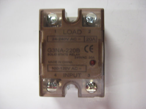 15-0137  RBI Relay, Solid State Pump/ Blower