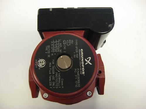 UPS26-150F Grunfos 1/2 HP Cast Iron 3-Speed Circulator Pump