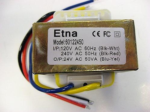 011605F Raypak 120/240 VAC  50VA Transformer