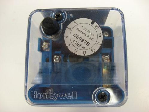 007188F Raypak High Gas Adjustable Pressure Switch