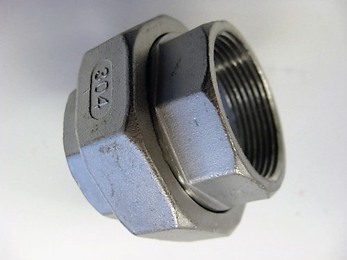 "UCFF112 1 1/2"" Conical Threaded Union"