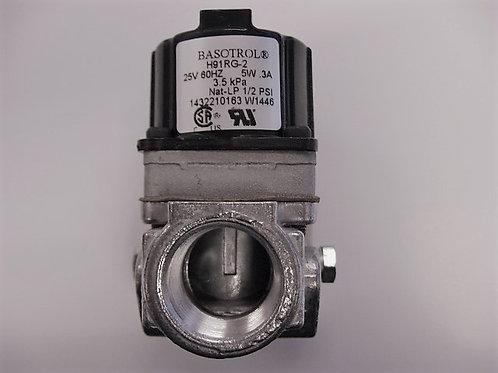 """H91RG-2 Basotrol ¾"""" 24V On/Off Solenoid Gas Valve"""