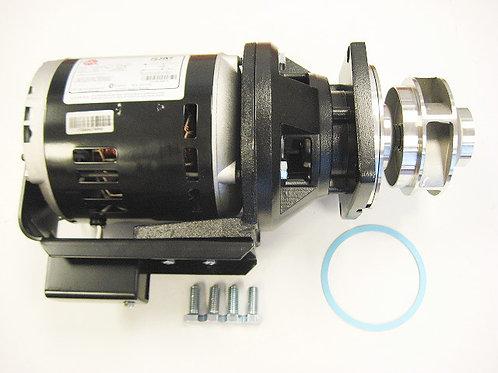 """FP-45LV  1/4 HP Pump w/ 3.875"""" SS Impeller"""