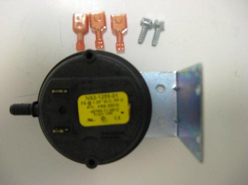"""PRS30010 Lochinvar Air Pressure  Switch 1.35"""" WC"""