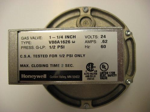 """11-0157  RBI 1-1/4"""" 24V Gas Valve"""