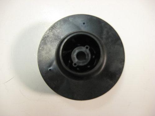 """IMP-B-100 TACO 3.38"""" Plastic Impeller Repl B&G 2"""", HV, HV-New  Armstr S-35, H-32"""
