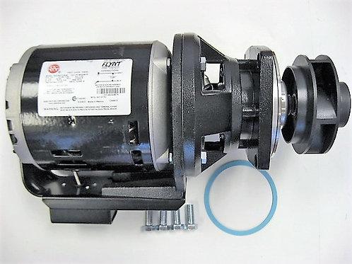 """FP-46LV  1/3 HP Pump w/ 4.25"""" SS Impeller"""