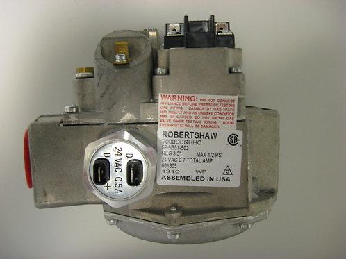 "007666F Raypak / Robertshaw ¾"" Gas Valve"