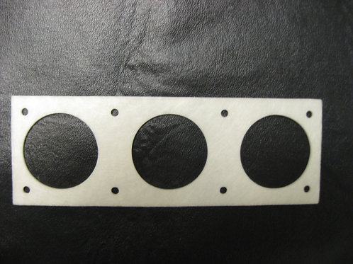 S2012700 Laars 3 Burner Tray Gasket