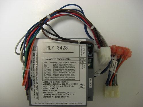 RLY3428 Lochinvar Ignition Control
