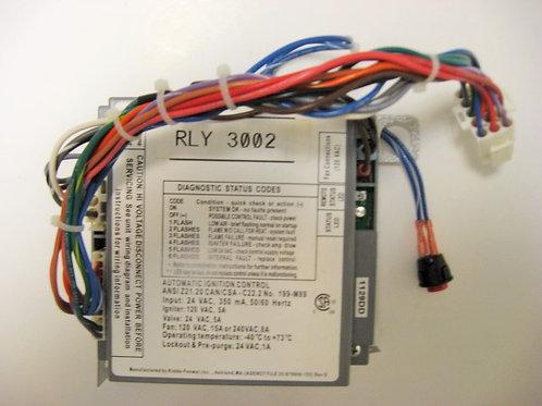RLY3002 Lochinvar / Fenwall Ignition Box w/Wiring Harness
